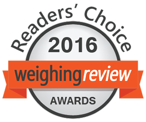 "Balanças Marques novamente nomeada nos prémios ""Weighing Review Awards"""