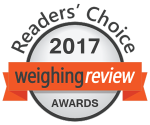 """Balanças Marques nomeada nos prémios """"Weighing Review Awards 2017"""""""