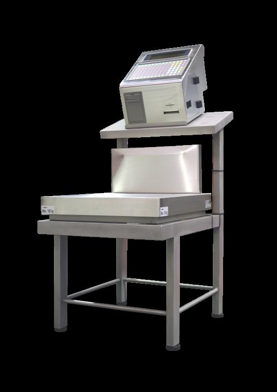 Báscula Completa Mod. METQ BM300
