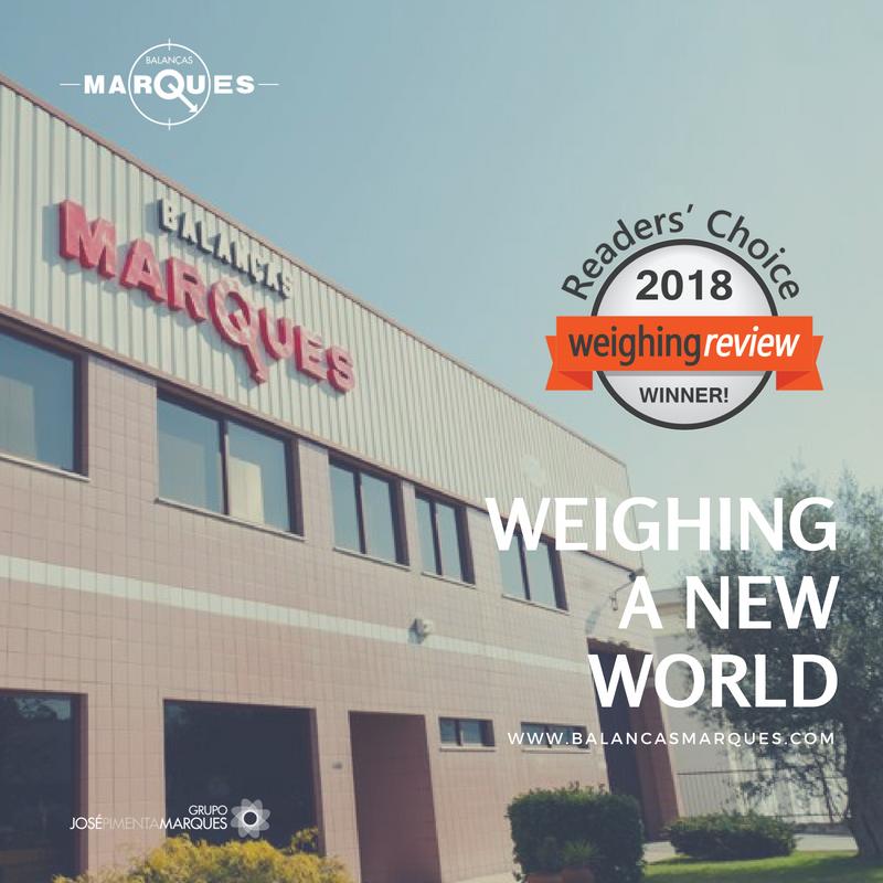 Balanças Marques eleita a segunda melhor empresa de pesagem do mundo