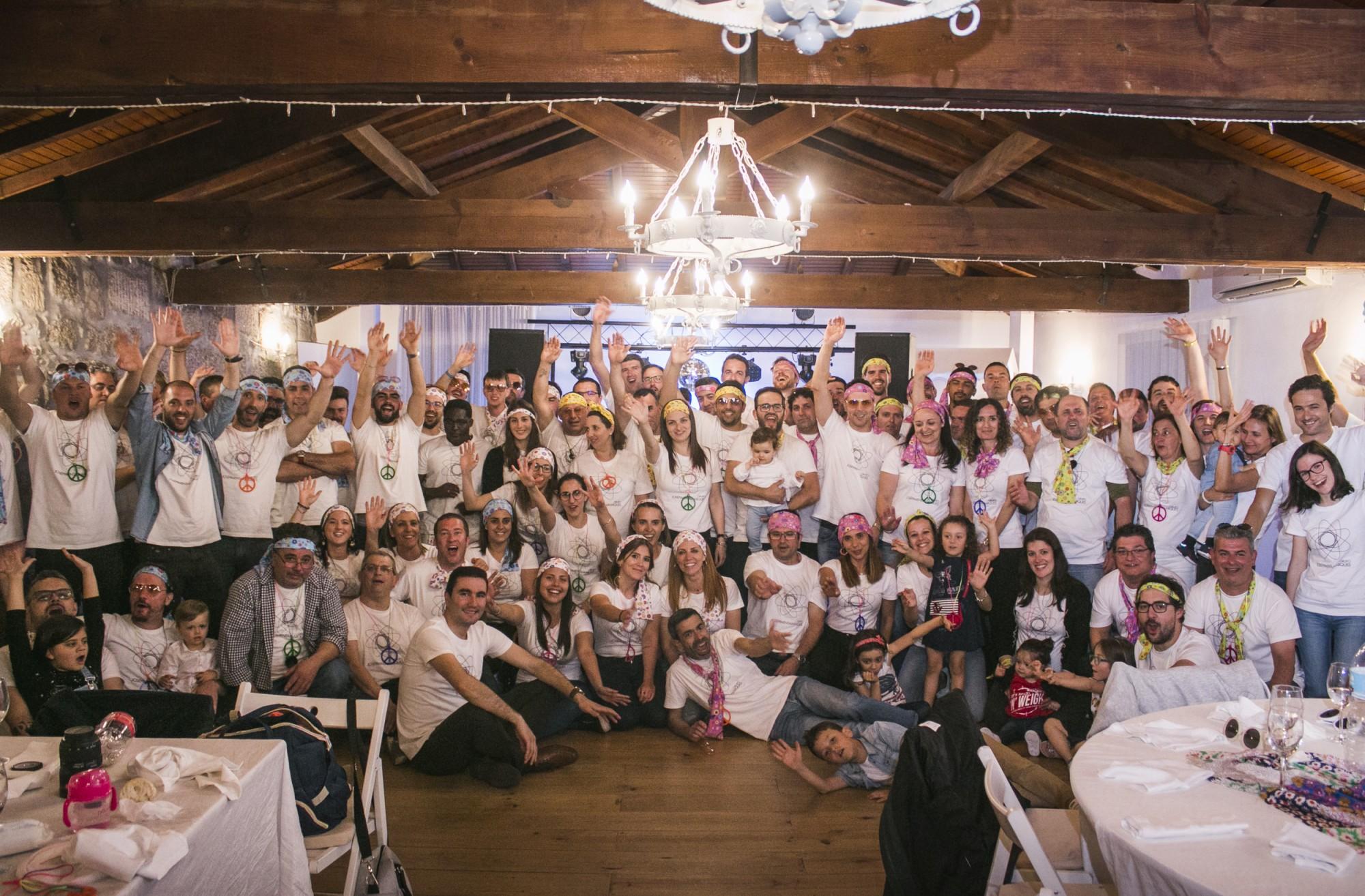 Grupo José Pimenta Marques volta a reunir toda a família